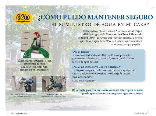 Spanish Cross Connection Educational Postcard