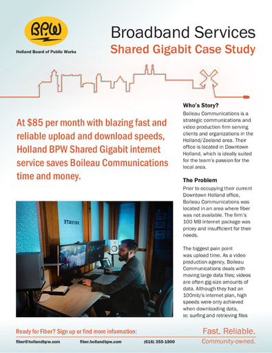 HBPW Shared Gig Case Study - Boileau Communications