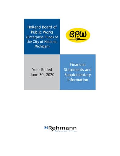HBPW Financial Statements 2020